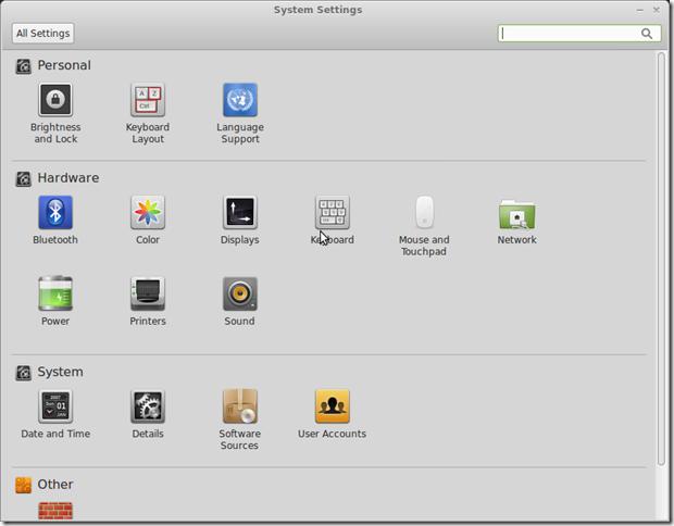 Screenshot (Print Screen) is not working in Linux Mint 14